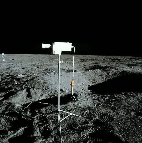 Westinghouse Lunar Color Camera, (c) NASA