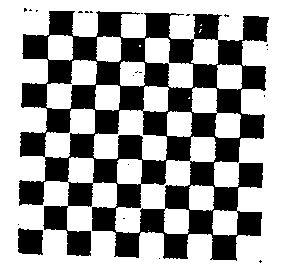 Obr. 4: Obrázek pro testování ostrosti zraku (bližší informace v textu).